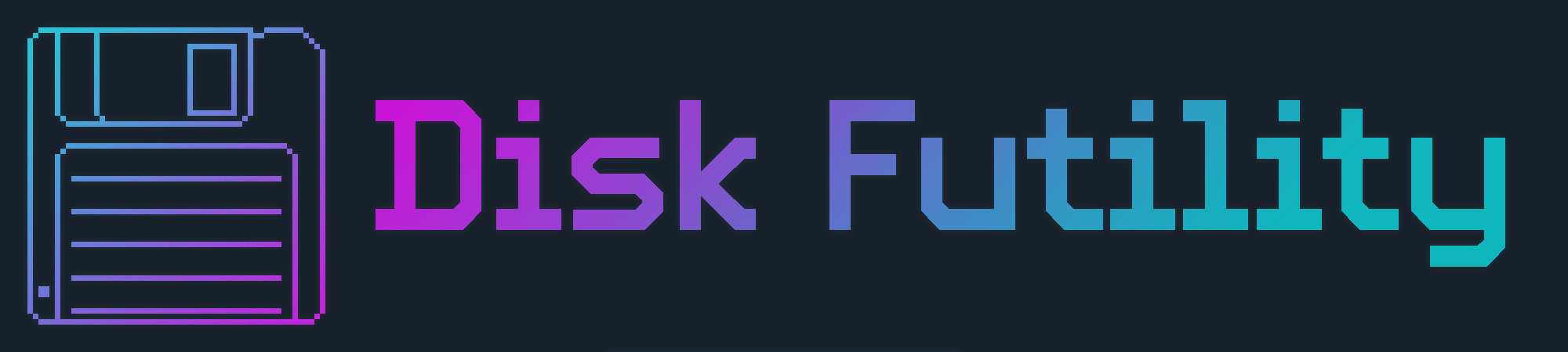 Disk Futility